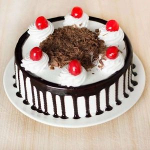 Black Forest Cake- Fresh Cream And Chocolate