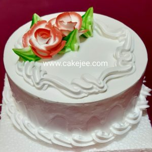 Vanilla cake for DAMOH district only