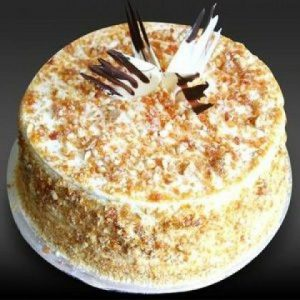Special butter scotch cake for special events