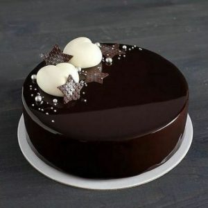Special chocolate truffle cake